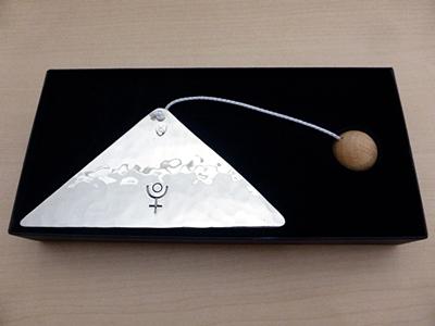 トライアングル・プレート1122Hz冥王星
